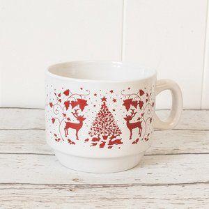 🌟 FREE w/ Purchase Holiday Woods Mug